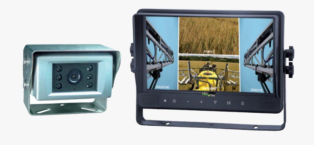 Caméras de recul