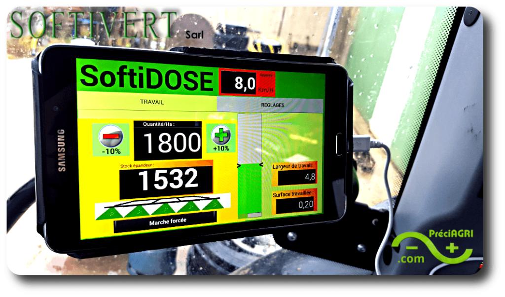Interface SoftiDose
